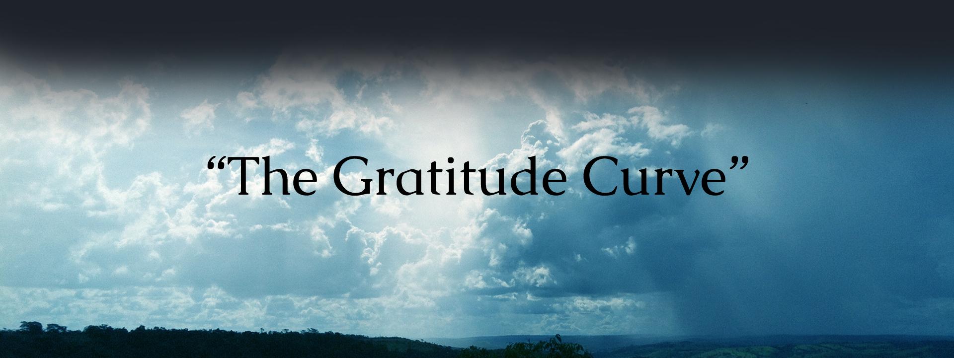 The Gratitude Curve